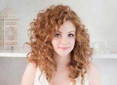25+ Curly Layered Ha