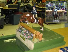 Beautiful breyer scene!! I love the horse and the details to the rider too!