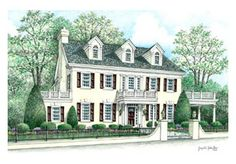 Residential House Sketches