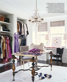 Stylish Dressing Room/Closet/Office