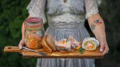 Rychlovky - Proženy Pesto, Dairy, Beer, Cheese, Fish, Vegetables, Tableware, Root Beer, Dinnerware