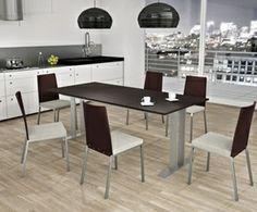 #mesa de #cocina #moderna #linea3 #diseñodecocinas