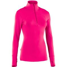Under Armour® Women's Qualifier Knit 1/4 Zip Running Top
