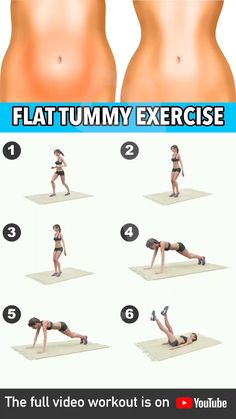 Full Body Gym Workout, Lower Belly Workout, Workout For Flat Stomach, Fitness Workout For Women, Fitness Workouts, Flat Tummy Exercises, Flat Tummy Tips, Belly Fat Burner Workout, Exercises For Belly Fat