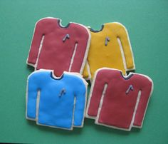 The Away Team cookies