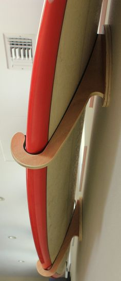 Surfboard Hooks by ImprobableConstruct, $30.00