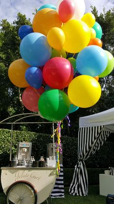 Balloon decorations are always on trend, and no matter what the function it is, balloons are the required things that increase the beauty of the event. We at Balloon HQ are specialize in all type of balloon decoration. For more details contact us+61 1300 596 611 or visit our website.