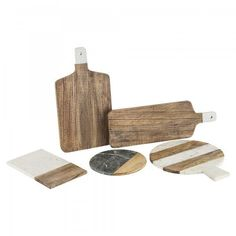 Buy the Ren Wil Natural Wood Direct. Shop for the Ren Wil Natural Wood Prep Five Piece Wood Cutting Board Set and save.