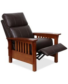 Harrison Leather Recliner