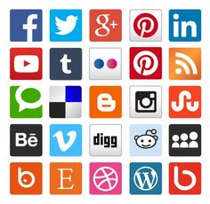 Simple social media icon Social Media Icons, Social Media Marketing, People Icon, Photo Store, Web Design, Graphic Design, Business Icon, Coreldraw, Facebook Sign Up