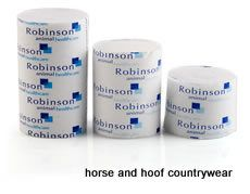 Robinson Orthopaedic Padding Bandage An effective and absorbent synthetic padding bandage Can be used for secondary absorption of wound.