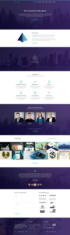 More than 40 Best Free Landing Page PSD Templates 2016 fully editable PSD format so that you can easily change colors, text, fonts and styles to your needs