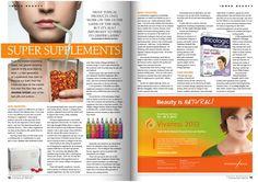 Beauty Magazine-January 2013