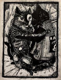 Anacho Punk Kitties!!