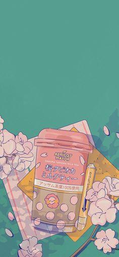 Cute Pastel Wallpaper, Soft Wallpaper, Anime Scenery Wallpaper, Cute Patterns Wallpaper, Aesthetic Pastel Wallpaper, Cute Anime Wallpaper, Cute Wallpaper Backgrounds, Wallpaper Iphone Cute, Pretty Wallpapers