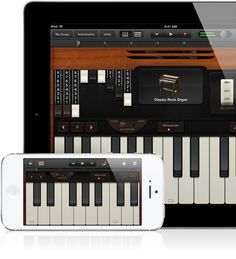 Garage Band :: Apple :: iPad/iPhone :: Teens can freely create and record electronic music. Extend value of app by using music for a soundtrack of a teen created video. :: $4.99 :: 10+