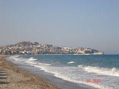Paralio Astros beach
