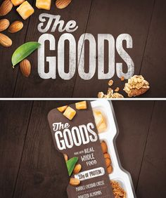 2015 CWWWR AWARD WINNER: 3rd PLACE, FRESH & PREPARED FOOD - Real Food Snacking — The Dieline - Branding & Packaging