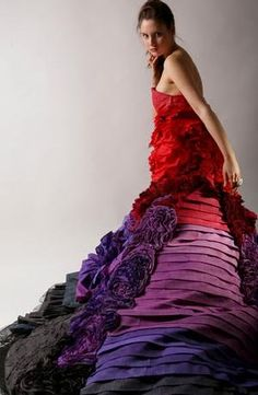 recycled fashion collection ideas 4