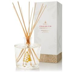 Frasier Fir Gold Reed Diffuser