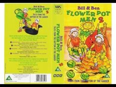 Bill and Ben 2  - Tales From the Bottom of the Garden [VHS] (1990) - YouTube