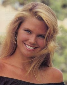 Christie Brinkley, early 80s
