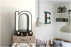 Decorar con letras XXL   DIY | La Garbatella: blog de decoración, estilo nórdico.
