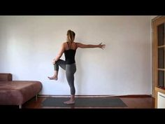 30 Balance Yoga Practice for All Levels - YouTube