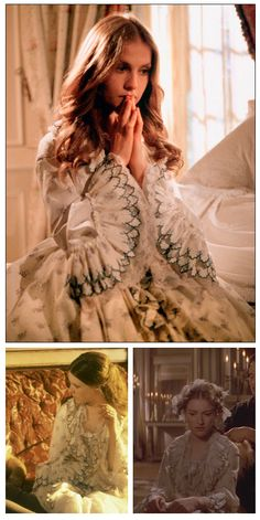 This costume, designed by Piero Tosi was worn for three different films, including Lady of the Camellias.  #PieroTossi #LadyoftheCamellias #CousinBette #Sparrow