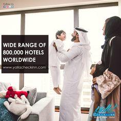 Wide #Range of 800,000 #Hotels #Worldwide www.yallacheckinn.com