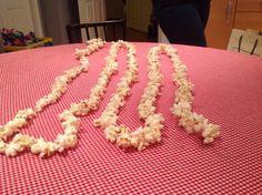 Faith s popcorn garland-my fantastic daughter x