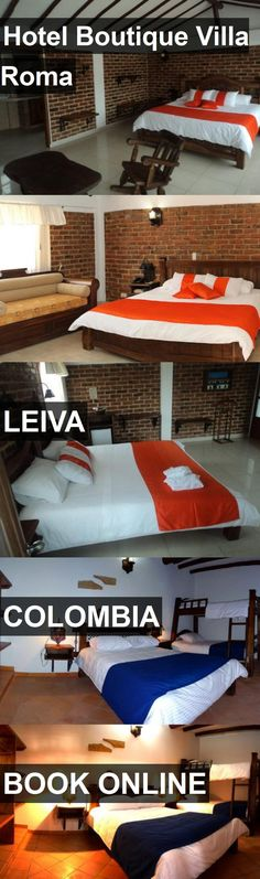 Hotel Boutique Villa Roma in Leiva, Colombia. For more information, photos, reviews and best prices please follow the link. #Colombia #Leiva #travel #vacation #hotel