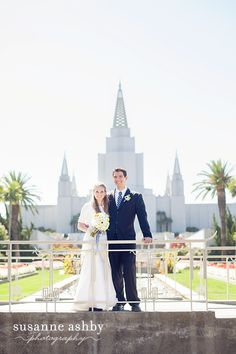 Oakland lds mormon temple weddings