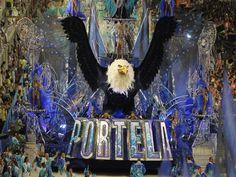 A escola de samba Portela, uma das mais tradicionais do Rio, já deu inicio às atividades para o desfile do carnaval de 2014. Os ensaios acontecem às sextas, a partir das 22h. Confira o samba enredo de 2014: