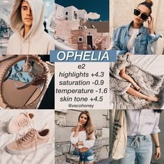 pinkish neutral theme :) good for personal. works well with selfies, skin tones pics, whites, blues, and greys. Photography Articles, Photography Filters, Photography Editing, Vsco Photography Inspiration, Vsco Pictures, Editing Pictures, Tumblr Fotos Instagram, Fotografia Vsco, Best Vsco Filters