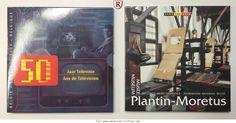 RITTER Belgien, 2x Euro Kursmünzensätze KMS 2003, 2012, Television, Plantin, st #coins