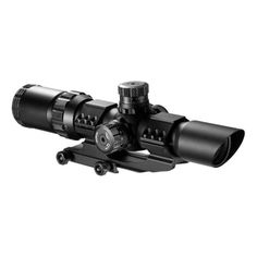Barska SWAT-AR 1-4x28 Scope AC11872 - 15330149 - Overstock.com Shopping - The Best Prices on Barska Gun Scopes
