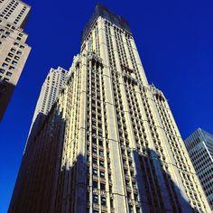 Castles of #Manhattan  #architecture #buildings #building #photography #archilovers #travel #instadaily #city #travels #instatravel #architecturelovers #travelblog #photo #newyork #newyorker #nyc #newyorkcity #newyork_ig #newyork_instagram