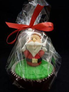 Cupcakes com modelagena em 3d by Mirella Rodrigues