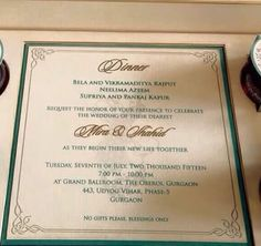 Wedding Date And Picture Of Shahid Kapoors Card Revealed