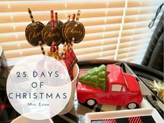 Day 7 of 25 Days of Christmas | Christmas Entryway Home Tour