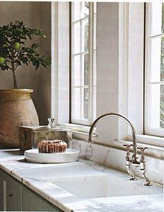 sink, marble, faucet loveliness