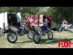 ▶ Comparativa enduro 350 - Motociclismo FUORIstrada - YouTube