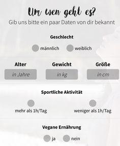 Die Ratgeber-App für das ideale Nahrungsergänzungsmittel App, Products, Apps