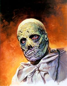The Abominable Dr. Phibes - Basil Gogos