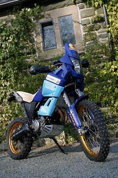 #Yamaha #XT660Z #Tenere
