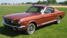 My 1st serious boy friends car. A 66 Mustang. my love for him faded fast My love for Mustangs is still a passion!