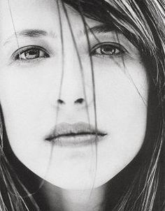 Sophie Marceau one of my original inspirations to my signature make up style.         Mj