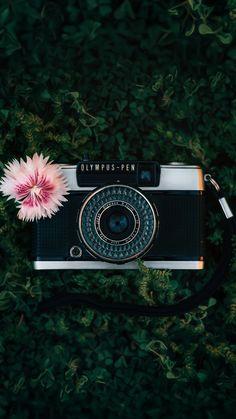 Fundo de tela da Olympus Pen EES-2! Para conhecer mais dessa linda câmera e ver fotos feitas com ela acesse o link!  #olympuspen #papeldeparede #vintage