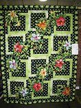 images of BQ maple island quilts | Marilee's lovely version of BQ has reversed multiple lights and a dark ...